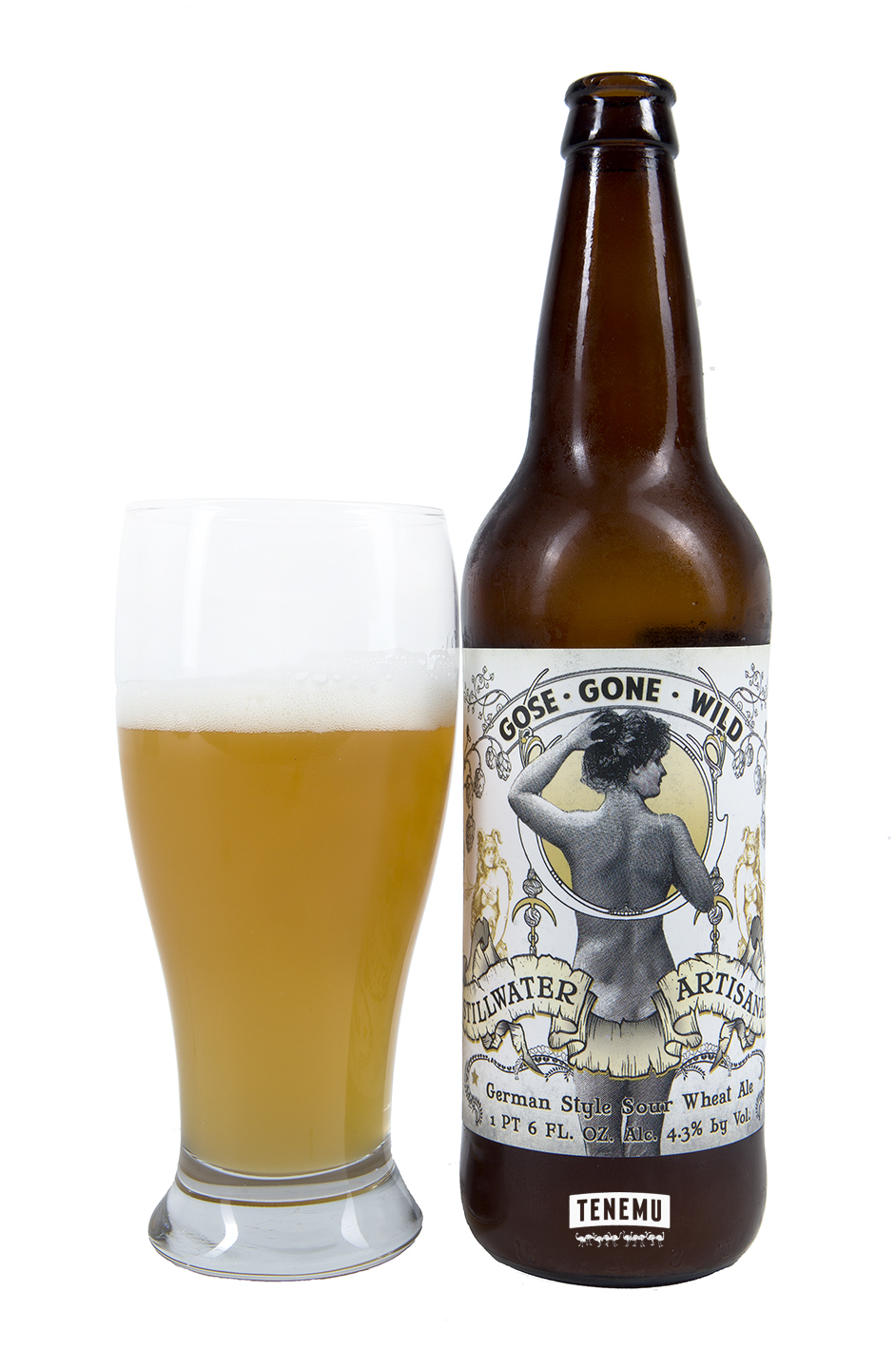 Stillwater Artisanal Ales Westbrook Brewing Gose Gone Wild