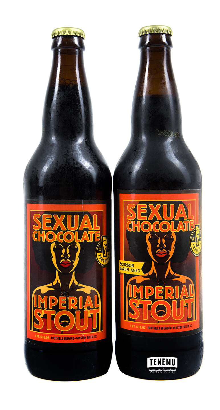 Foothills Sexual Chocolate Bourbon Barrel Aged Sexual Chocolate 2014