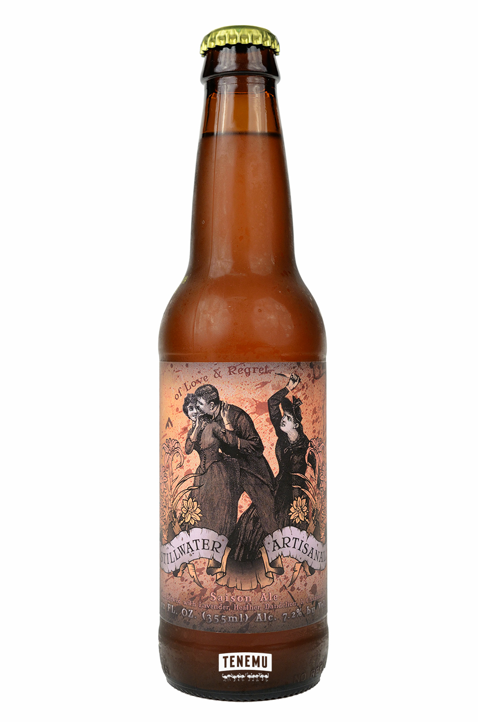 Stillwater Artisanal Ales of Love Regret bottle