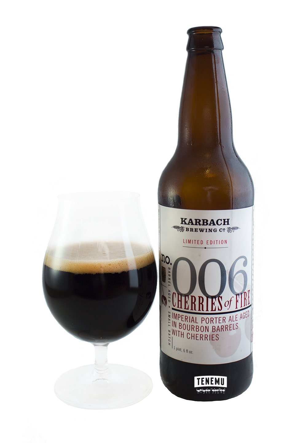 Karbach Cherries of Fire