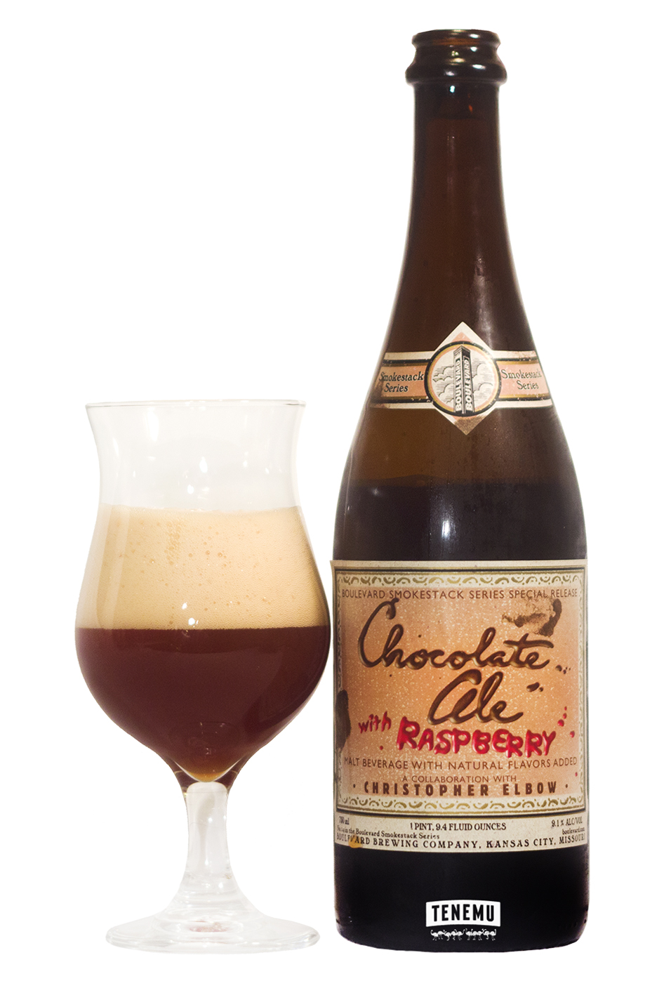 Boulevard Chocolate Ale With Raspberry