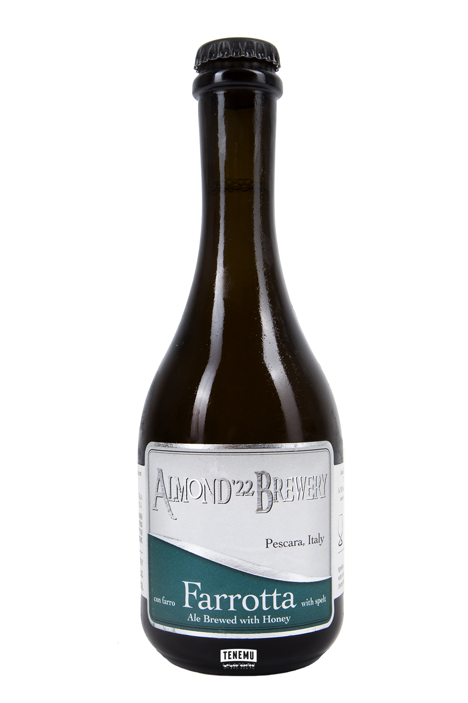 Birra Almond '22 Farrotta bottle