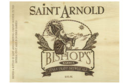 Saint Arnold Bishop's Barrel No. 24