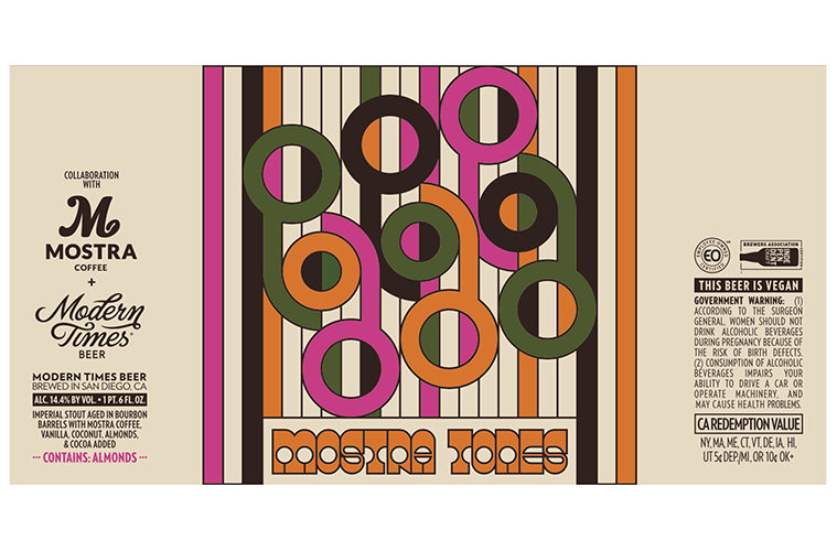 Modern Times Mostra Coffee Mostra Tones